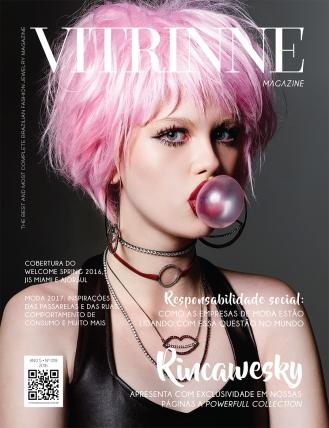 Vitrinne Magazine - Edição 19 / Revista de semijoias e bijuterias voltada para fabricantes e revendedores do segmento.